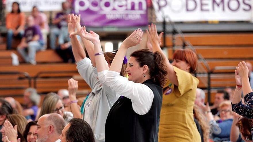 Los 3 candidatos a dirigir Podemos en la Comunidad Valenciana piden unidad