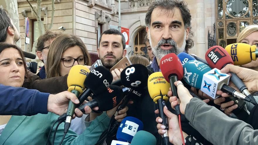 """Òmnium ve al Gobierno """"capaz de poner en peligro su estabilidad económica"""" para impedir el 1-O"""