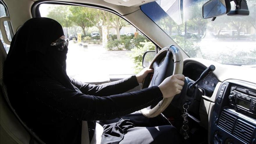 Foto de Manal al-Sharif Un video viral con firma femenina para que las mujeres puedan conducir