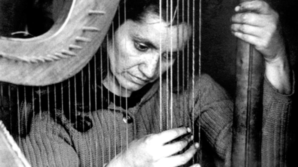 Se cumplen 104 años del nacimiento de la cantante Violeta Parra