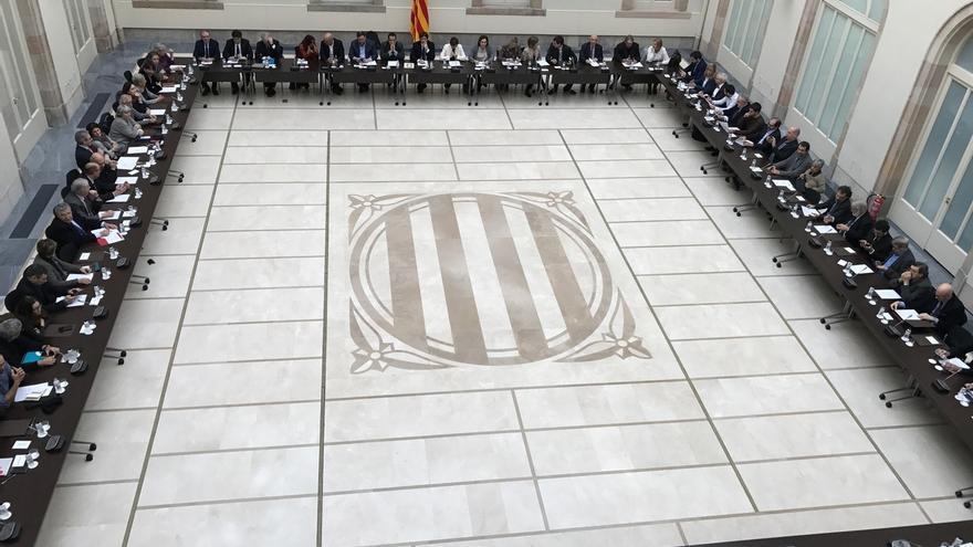 """ERC no cree en la vía acordada del Pacte pel Referèndum pero es """"su obligación"""" sumarse"""