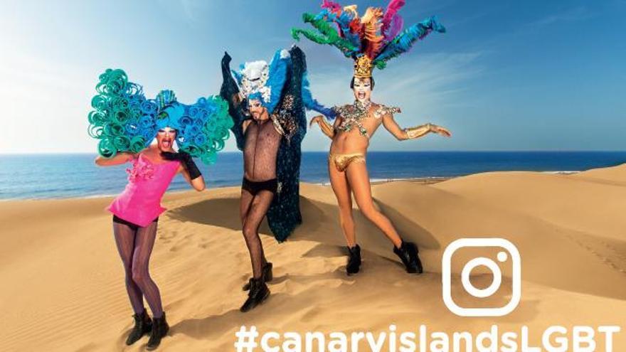 Canarias acude al Orgullo Gay de Berlín para publicitarse como destino LGTB