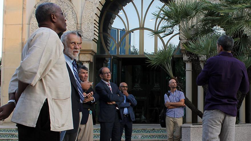 Expertos internacionales en islam, contra la islamofobia. / JUAN MIGUEL BAQUERO