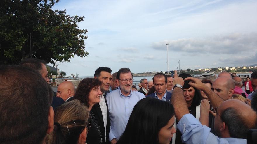 """Rajoy, sobre unas terceras elecciones: """"Si hay que volver a ir, se va y el PP ganará con muchos más votos"""""""