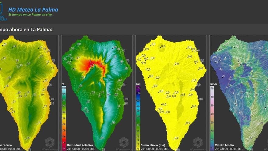 Un Mapa Online Permite Conocer En Tiempo Real El Riesgo De