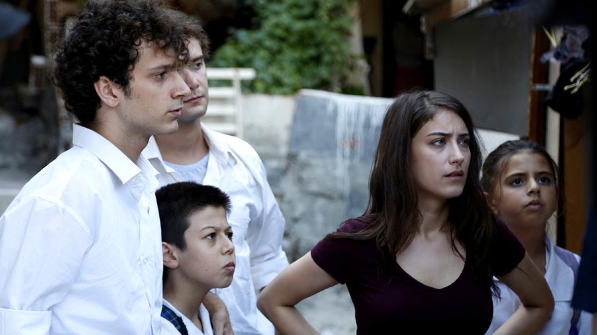 Imagen de 'Nuestra historia', la nueva serie turca de Divinity