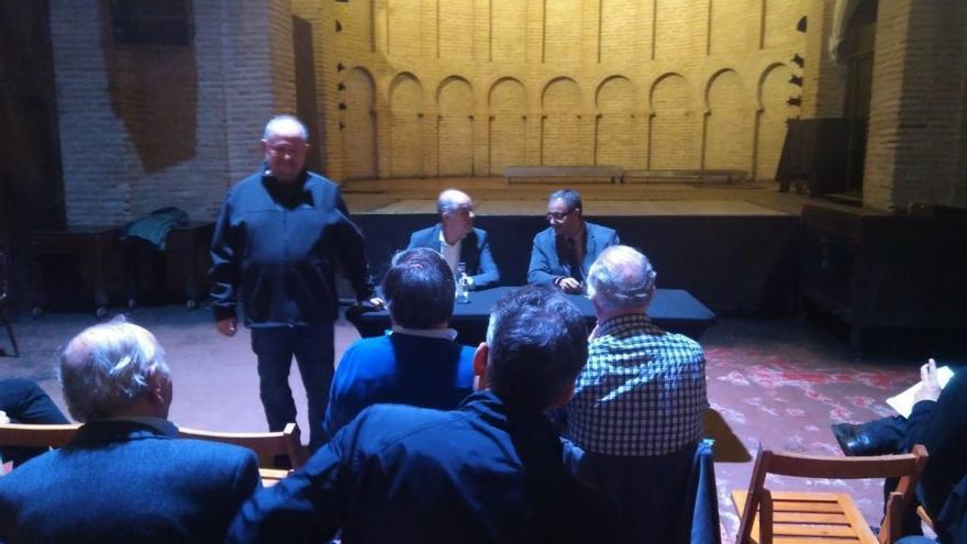 Encuentro de PACTO en el Círculo de Arte de Toledo