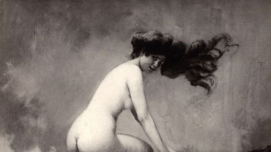 'Viaje al Sabbath' (1910), de Albert-Joseph Penot