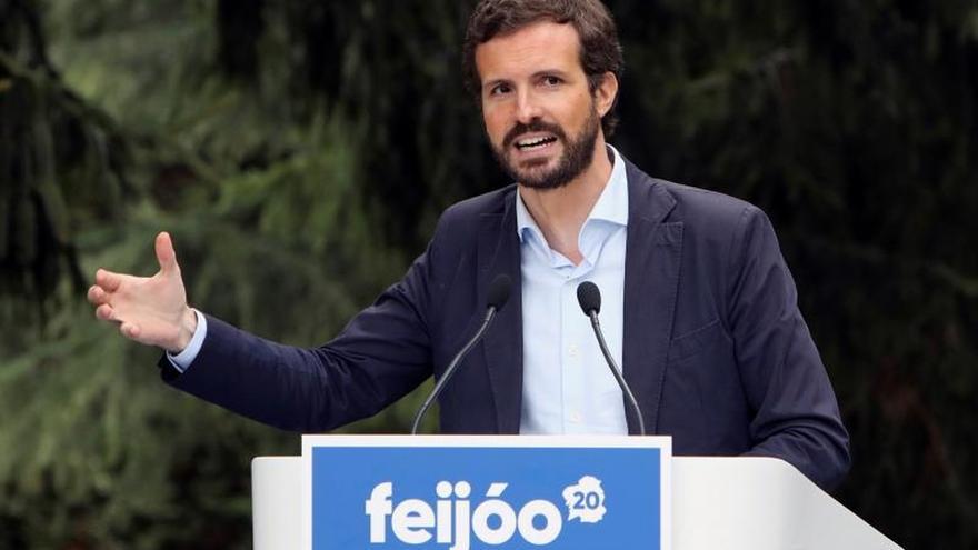 Casado pide la verdad de cuántas víctimas del coronavirus hay en España