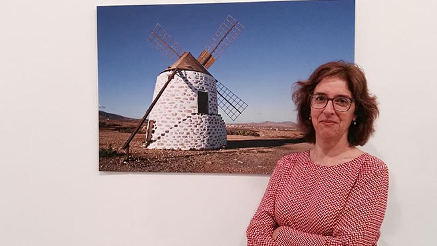Amara Florido Castro, doctora en Historia del Arte por la Universidad de Las Palmas de Gran Canaria.