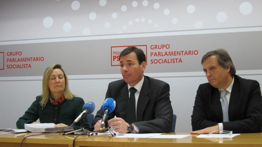 """TomásGómez aboga por """"favorecer"""" y """"potenciar"""" la participación de la gente y los jóvenes en la política"""