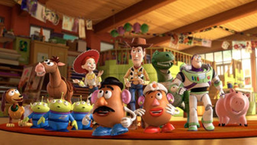 Personajes de Toy Story 3