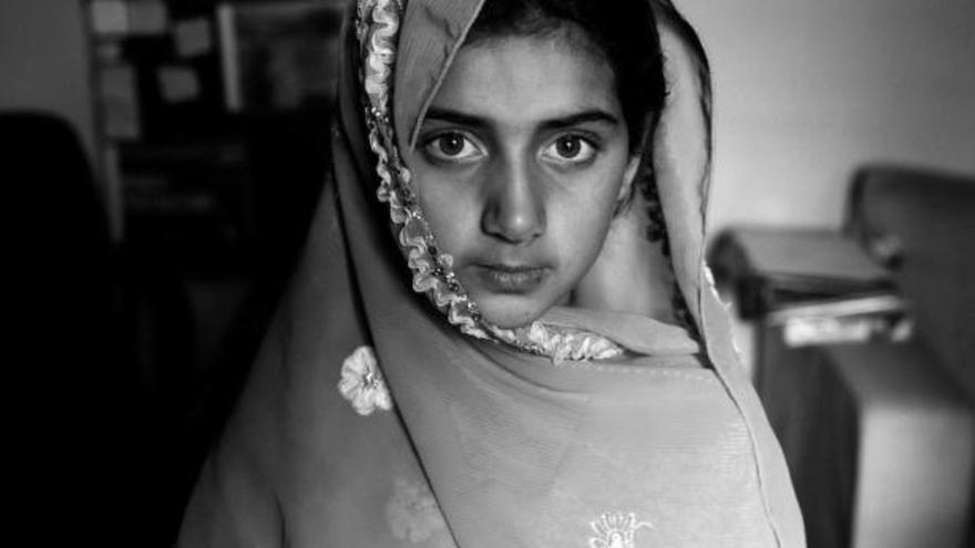 La abuela de Nabila murió delante de sus ojos y los de sus primos mientras recogían verduras del huerto para una fiesta. Foto:Reprieve.org