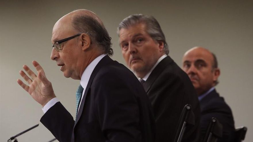 """M.Vigo dice que el Gobierno comparte """"muchos desengaños"""" sobre Ignacio González"""