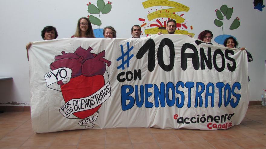 Campaña 'Por los buenos tratos', de Acción en Red