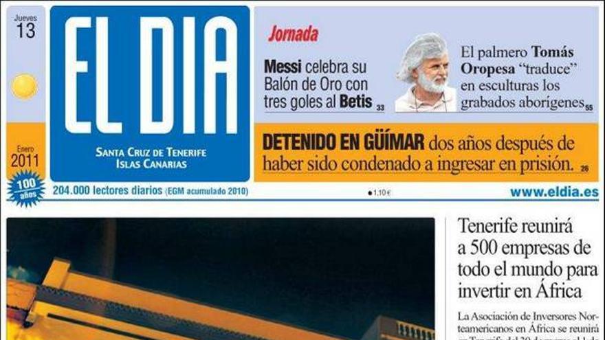De las portadas del día (13/11/10) #4