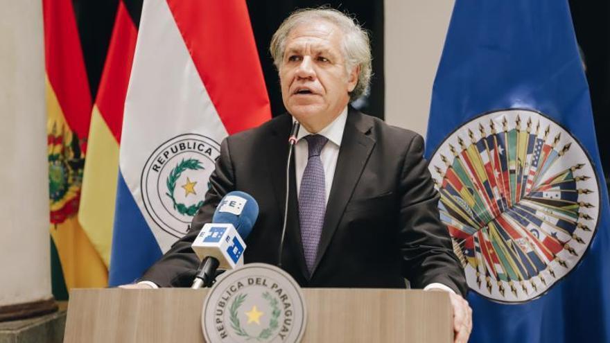 La OEA condena la violencia en Colombia y saluda a quienes se manifestaron en paz