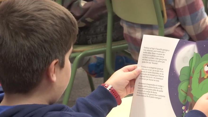 La iniciativa ha llegado a una treintena de colegios de la provincia de València