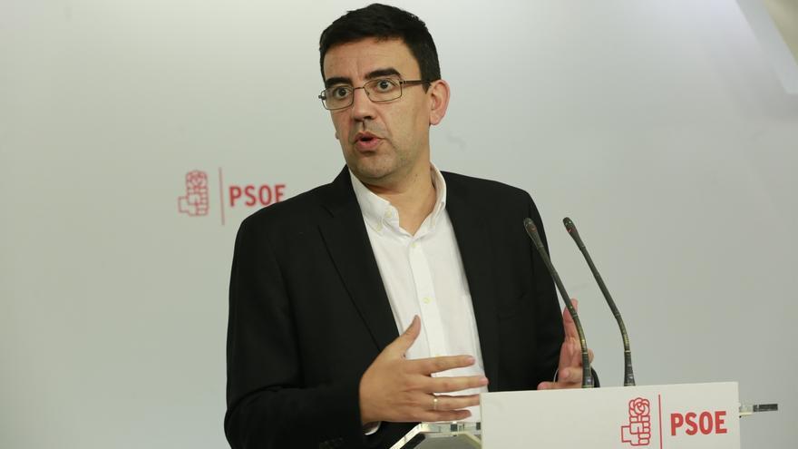 """Portavoz de la Gestora del PSOE dice que la reunión Iceta-Díaz será """"un mensaje muy potente"""" de """"normalización"""""""
