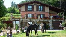 Los agroturismos y casas rurales de Euskadi tienen una media de ocupación del 84% para Semana Santa