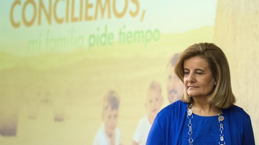 Báñez dice que el PP ya se adelantó a la sentencia europea en acuerdo con C's