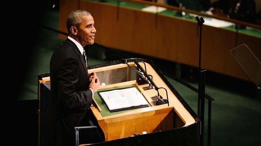"""Obama dice que resolver esta """"histórica"""" crisis de refugiados es """"urgente"""""""