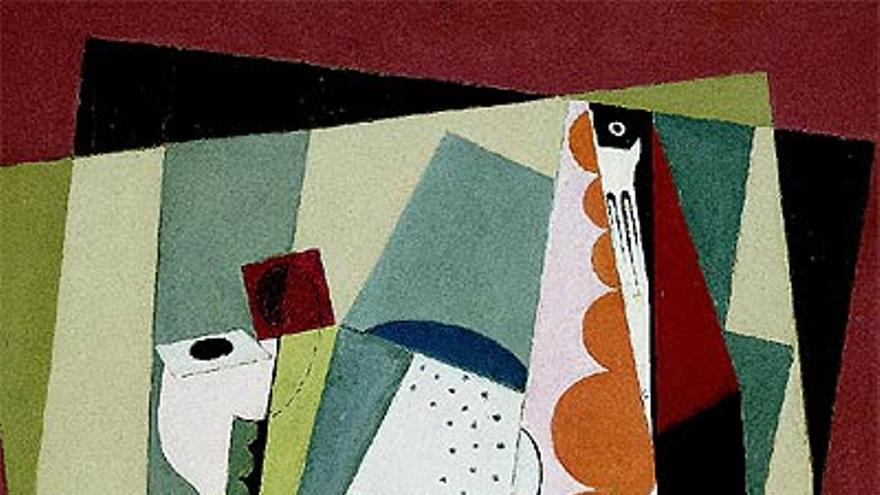La obra de María Blanchard comienza ahora a ser valorada en su justa medida.