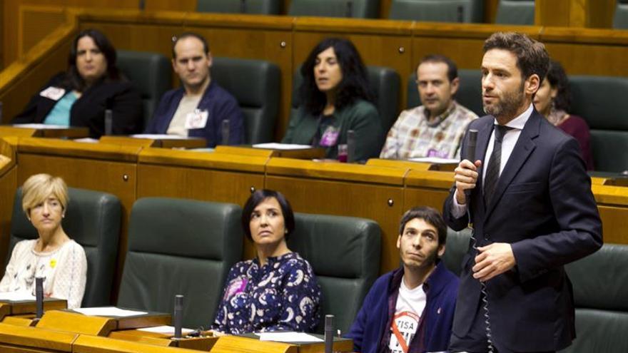 Arranca la XI legislatura vasca con apelaciones al consenso y críticas del PP