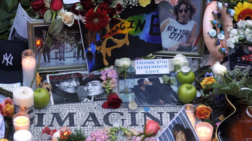 Reino Unido celebra con música los 80 años que John Lennon nunca cumplirá