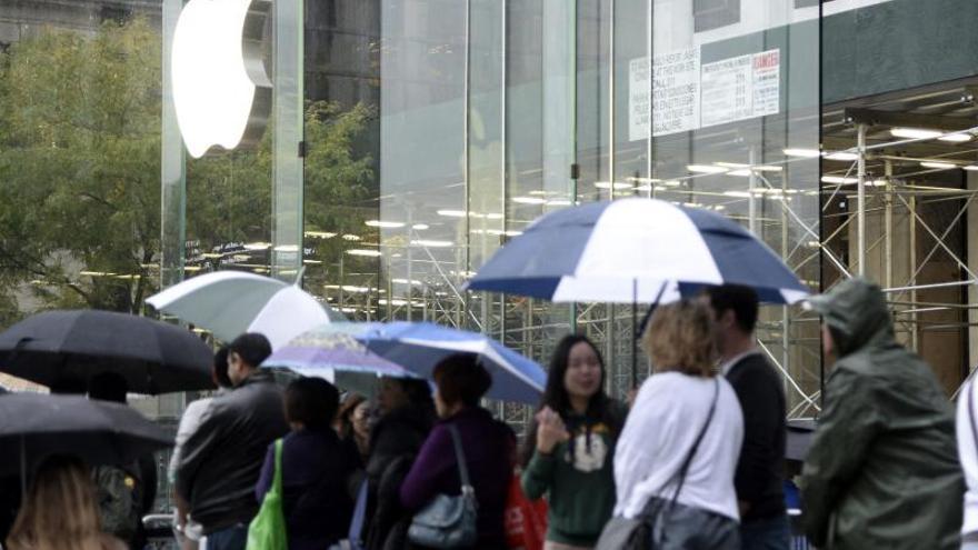 Apple gana 13.072 millones de dólares en el primer trimestre de su año fiscal