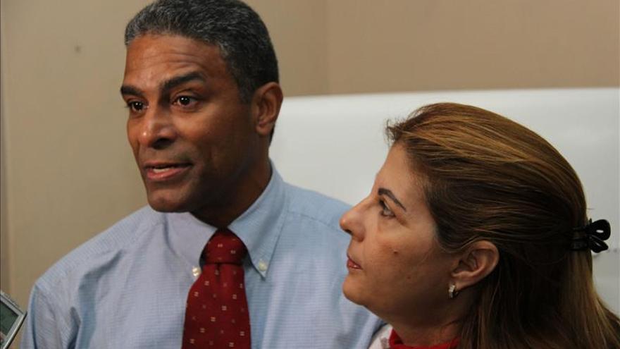El opositor cubano Oscar Elías Biscet denuncia la negativa para viajar a EE.UU.
