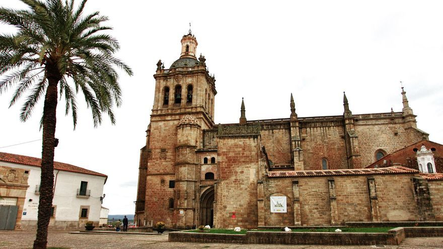 Catedral Coria Cáceres