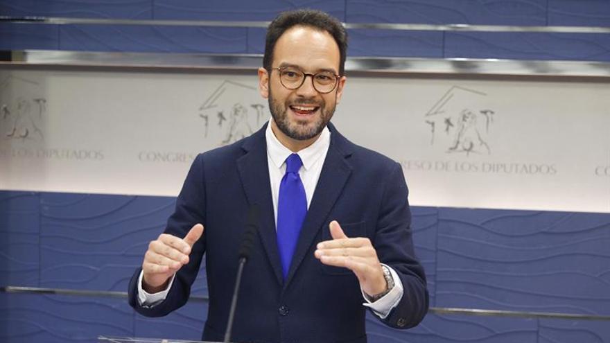 El PSOE hace responsable a Rivera si el presidente murciano no sale del Gobierno