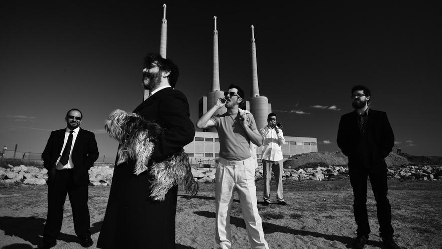 Marco Boi Quintet.