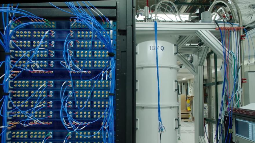 El procesador cuántico de IBM