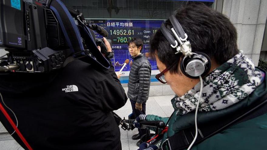 La Bolsa de Tokio avanza un 0,74 % en la apertura hasta 19.681,82 puntos