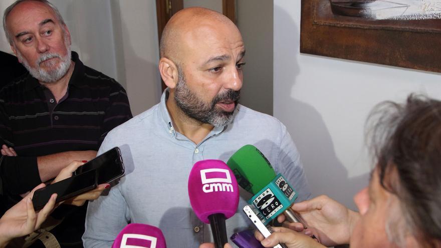 José García Molina, vicepresidente segundo de la Junta de Comunidades