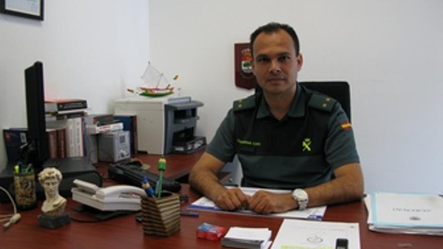 Germán García.