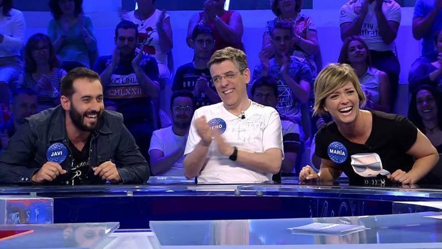 María Casado aparece en Telecinco como concursante de 'Pasapalabra'
