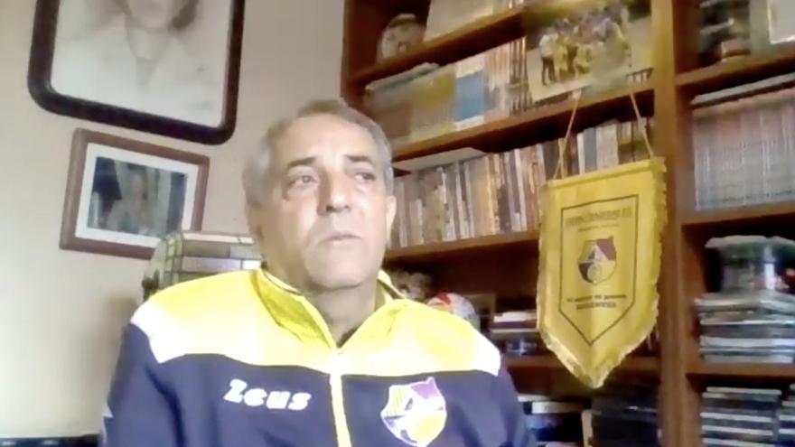"""Suso Méndez: """"Haremos todo lo posible por lograr el ascenso a Segunda"""""""