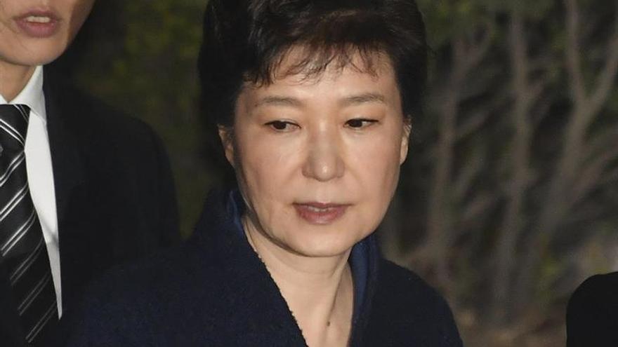 El juicio contra la expresidenta surcoreana Park arrancará el 2 de mayo