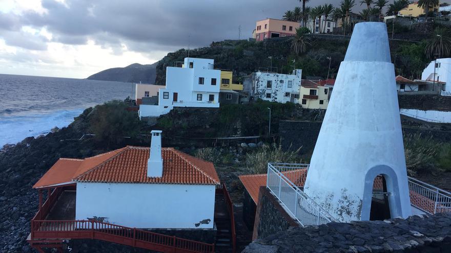 Horno de la Cal de San Andrés y Sauces.