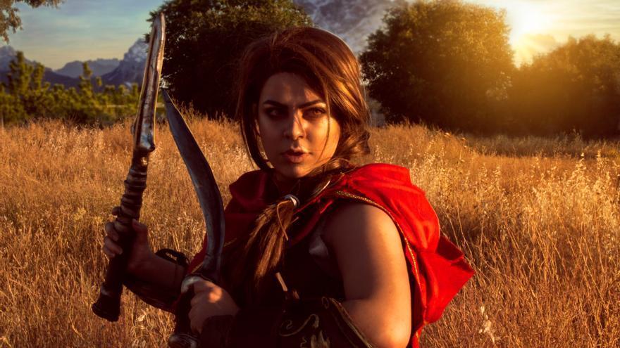 La cosplayer The Mercury Lady es una de las afectadas por las fotografías subidas sin consentimiento en Hispachan