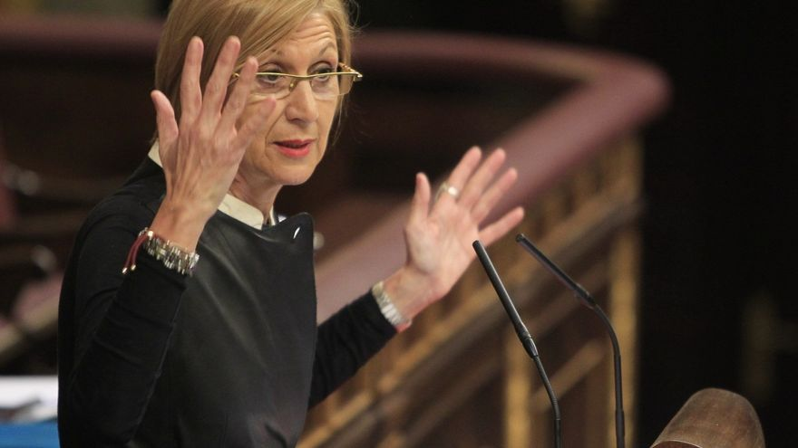 Rosa Díez reclama la dimisión de Duran y ve escandaloso que el Gobierno pacte que los corruptos no entren en la cárcel