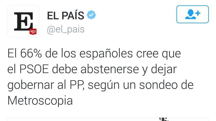 tuit El País