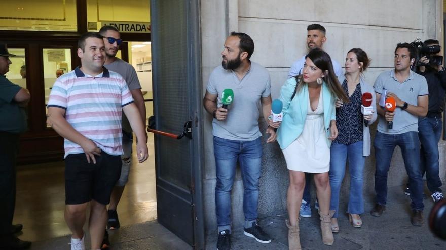 A juicio desde este lunes cuatro miembros de 'La Manada' por abusos a una joven en Pozoblanco