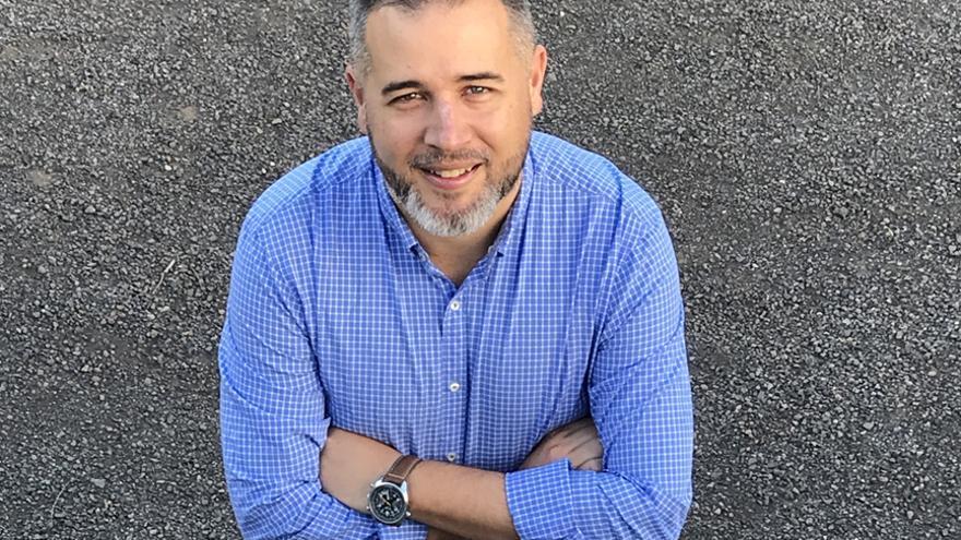 Gabriel Santos, subdirector del Aula Cultural de Enoturismo y Turismo Gastronómico en ULL