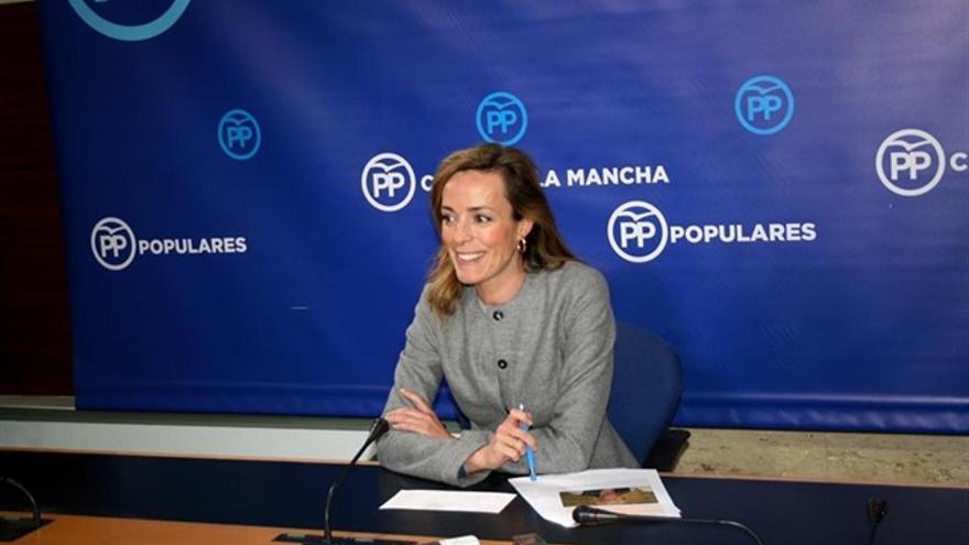 La albaceteña Carmen Navarro