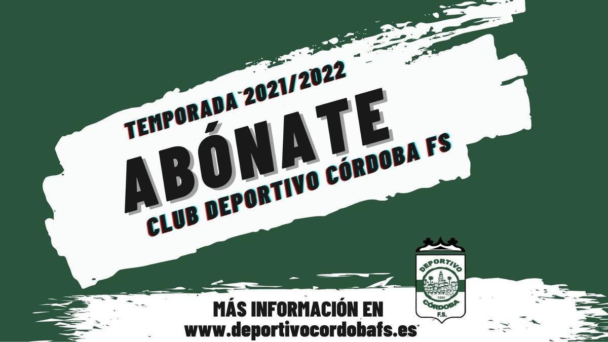 Campaña de abonos del Deportivo Córdoba