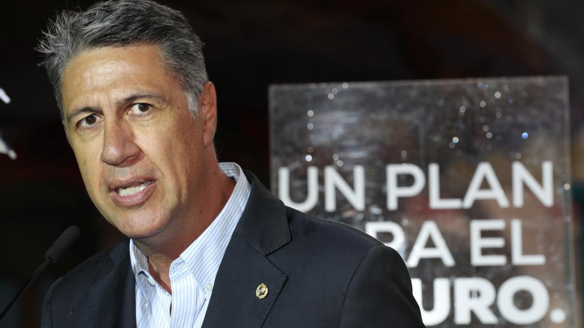 El alcalde de Badalona, Xavier García Albiol, en una imagen de archivo. EFE/LUIS TEJIDO
